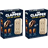 The Clapper Electrical Switch USA Item Brand New (Pack of 2)