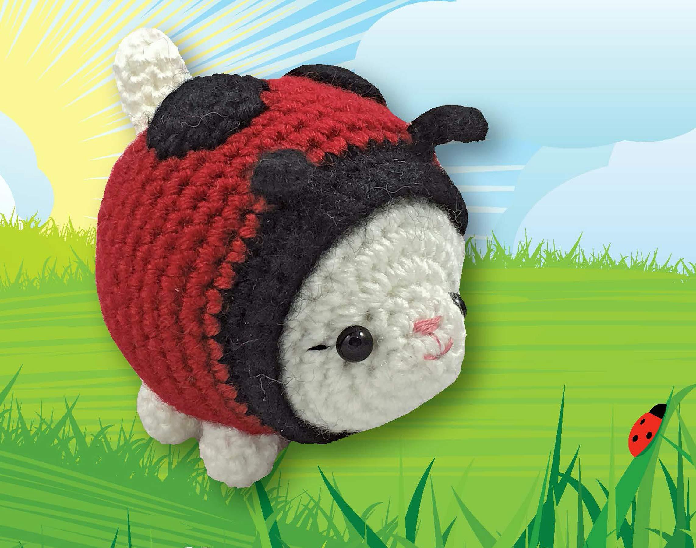 Easy Crochet Amigurumi Tutorial - Dumpling - YouTube | 1800x2285