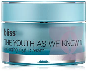 bliss The Youth As We Know It Anti-Aging Night Cream,1.7 Fl.oz.