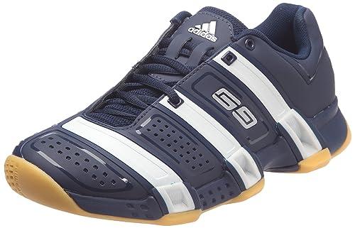 54e28413e7c Adidas Stabil Optifit Xj, zapatillas de balonmano unisex, Azul (Bleu ...