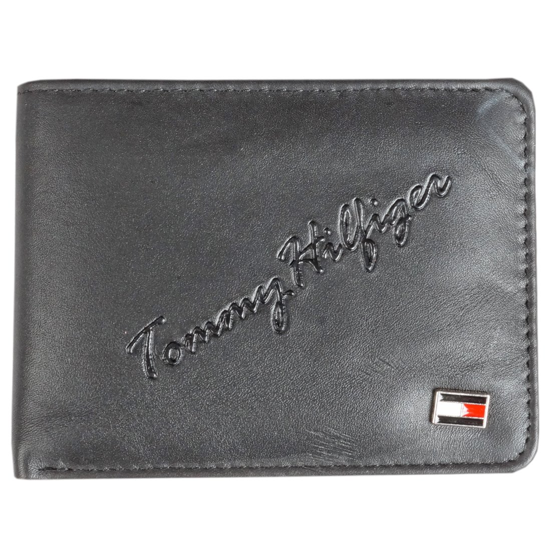 83fed14b Original Tommy Hilfiger Leather Men's Bi fold Money Bag purse Wallet Purse  for Men Gents with credit Card and Coin Slots: Amazon.in: Bags, Wallets &  Luggage