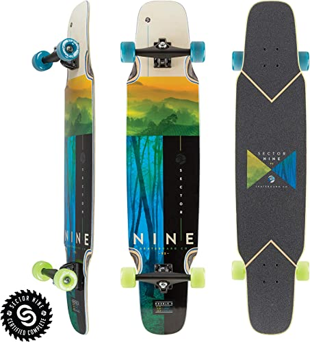 Sector 9 Longboard Complete Offset Double Cross 9.25 x 41.75
