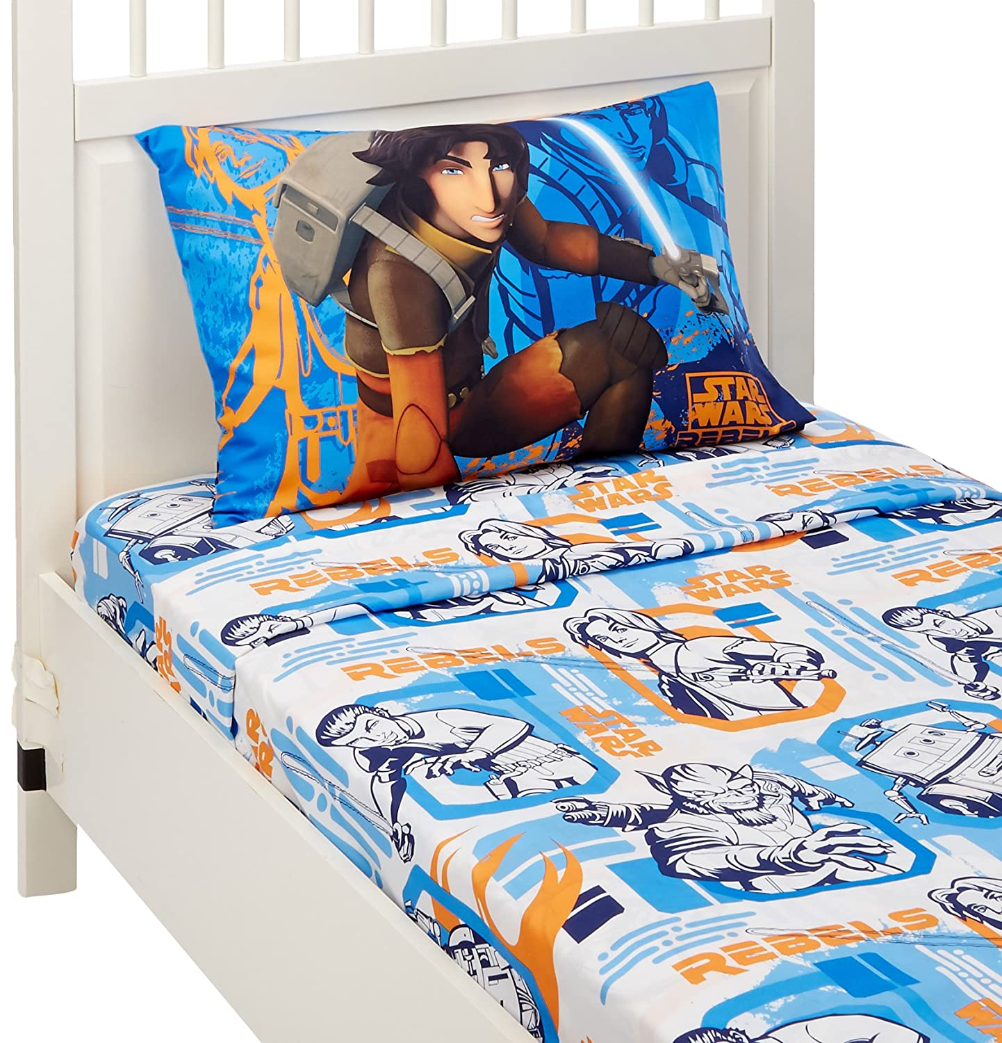 8747f4277b5c Comforters   Sets Star Wars Rebels Microfiber Twin Full Reversible Comforter  Jay Franco and Sons Inc JF24610WCD