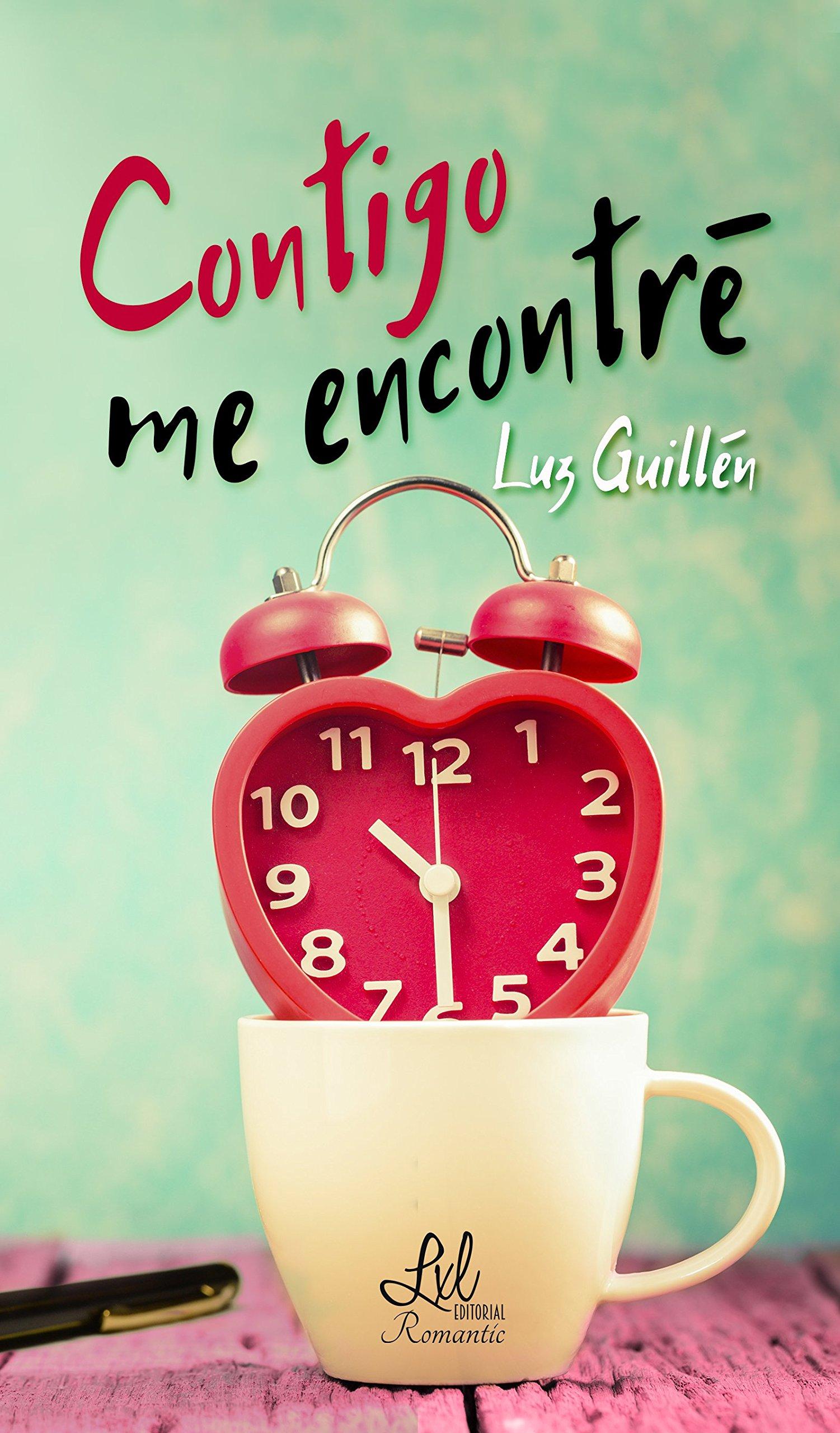 Contigo me encontré: Amazon.es: Guillén, Luz: Libros