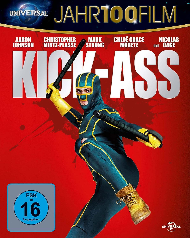 Kick-Ass - Jahr100Film [Alemania] [Blu-ray]: Amazon.es ...