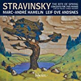 Stravinsky: The Rite of Spring & other works for two pianos four hands