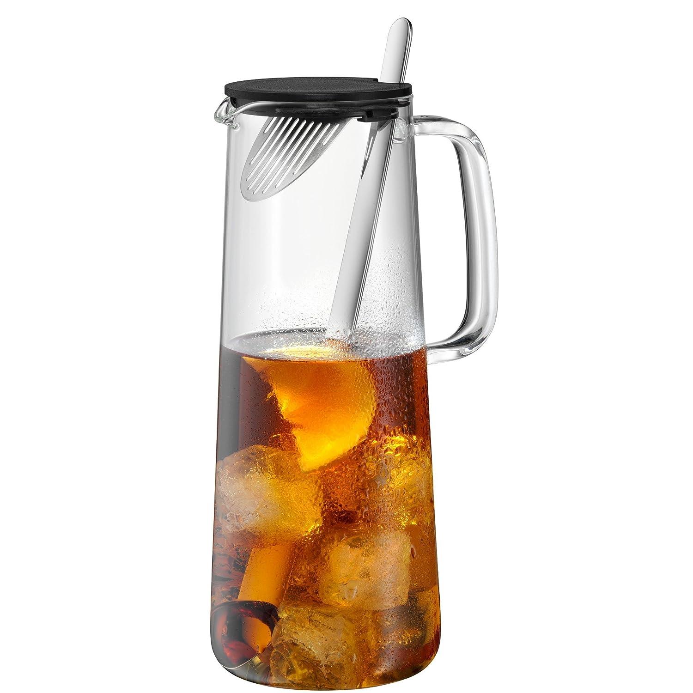 WMF 0636376040 Ice Tea Time Teiera con Filtro e Cucchiaio