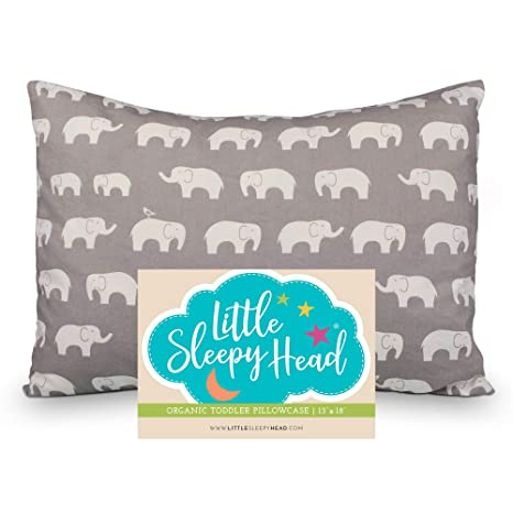 Little Sleepy Head para funda de almohada - Organic ...