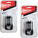 Makita BL1014 Lithium Ion 12 Volt Battery 2 Pack