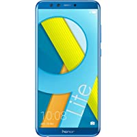 """Honor 9 Lite Smartphone, Schermo 5.65"""" FHD+, 3 GB RAM, Doppia Fotocamera 13 e 2 MP, 32 GB, Blu [Italia]"""