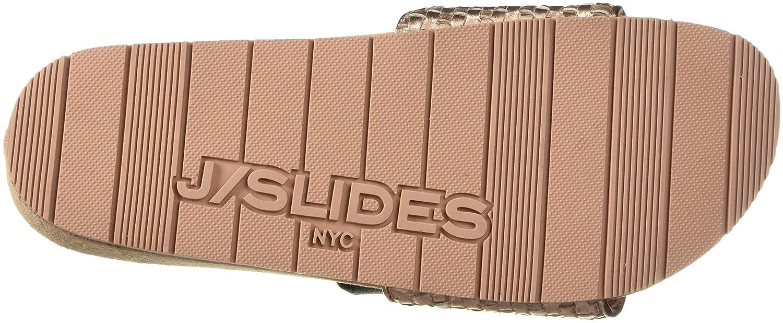 J B076DXSDTX Slides Women's Naomi Slide Sandal B076DXSDTX J 6.5 B(M) US|Rose Gold af08bc