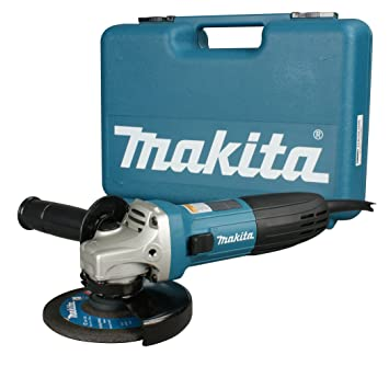 Makita Ga5030rk Winkelschleifer 125mm 720w Koffer Amazon De Baumarkt