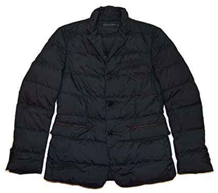 06f0034ade10 ... reduced ralph lauren polo black label mens quilted down puffer sport coat  blazer jacket small 0797d