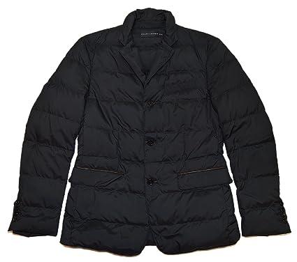 Polo Ralph Lauren Black Label Mens Quilted Down Puffer Sport Coat ... : mens quilted sport coat - Adamdwight.com