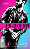 New Jerk in Town: An Enemies-to-Lovers Romantic Comedy (Carolina Kisses Book 2)