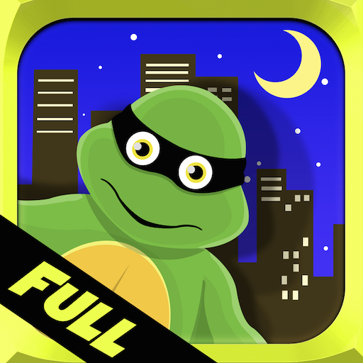 Ninja Little Turtles vs City Mutant Zombies Rooftop Gravity ...