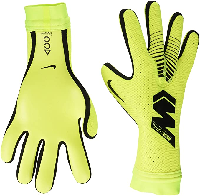 cheap for discount c241a bba2c Nike Mercurial Touch Elite PRO Glove, Unisex Football ...