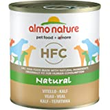 Almo Nature HFC Natural Veal - Wet Dog Food (Pack of  12 x 280g tins)