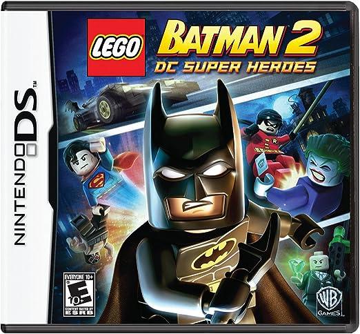 Warner Bros LEGO Batman 2 - Juego (Nintendo DS, Acción, E10 + (Everyone 10 +)): Amazon.es: Videojuegos