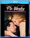 Nine and Half weeks 9½ Weeks Nine ½ Weeks Original Uncut Version Completely Uncut 117 Mins Bluray Region free