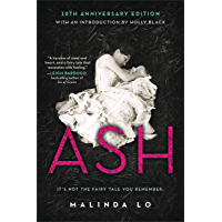 Ash book cover