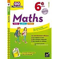 Maths 6e: cahier d'entraînement et de révision