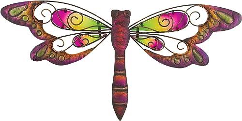 Regal Art Gift Dragonfly Wall Decor
