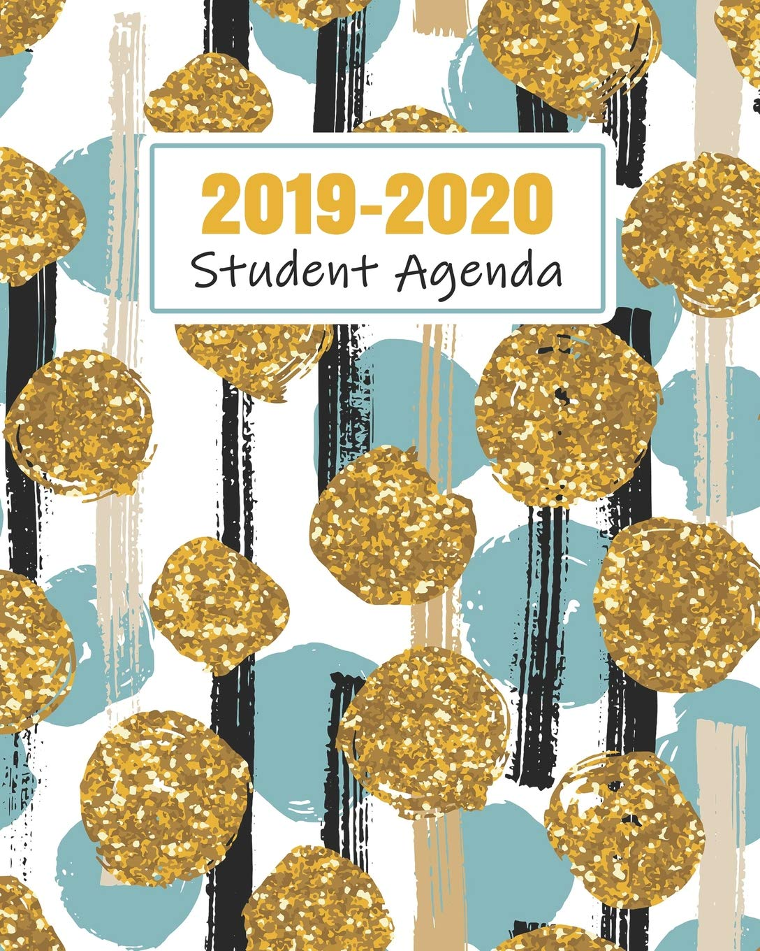 Amazon.com: 2019-2020 Student Agenda: Daily, Weekly, and ...
