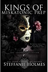 Kings of Miskatonic Prep: The complete dark paranormal bully romance collection Kindle Edition