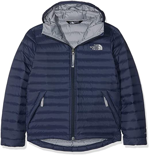 7150bbaf8 THE NORTH FACE Children's Boy's Aconcagua Down Hoodie