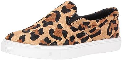 Zapatillas de deporte Ecentrcl Fashion para mujer, Leopard, 5.5 M US