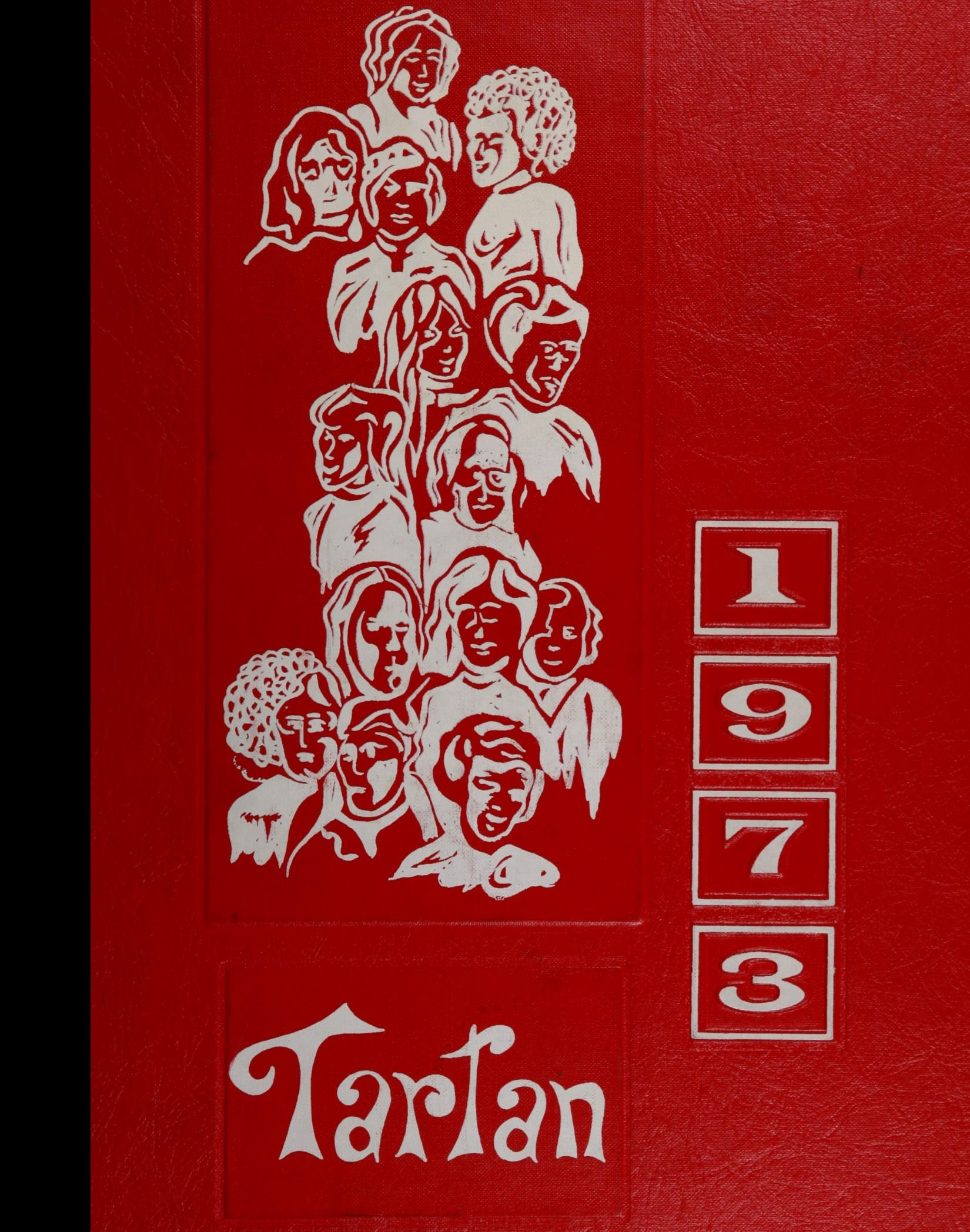 Reprint) 1973 Yearbook: Highland Park High School, St  Paul