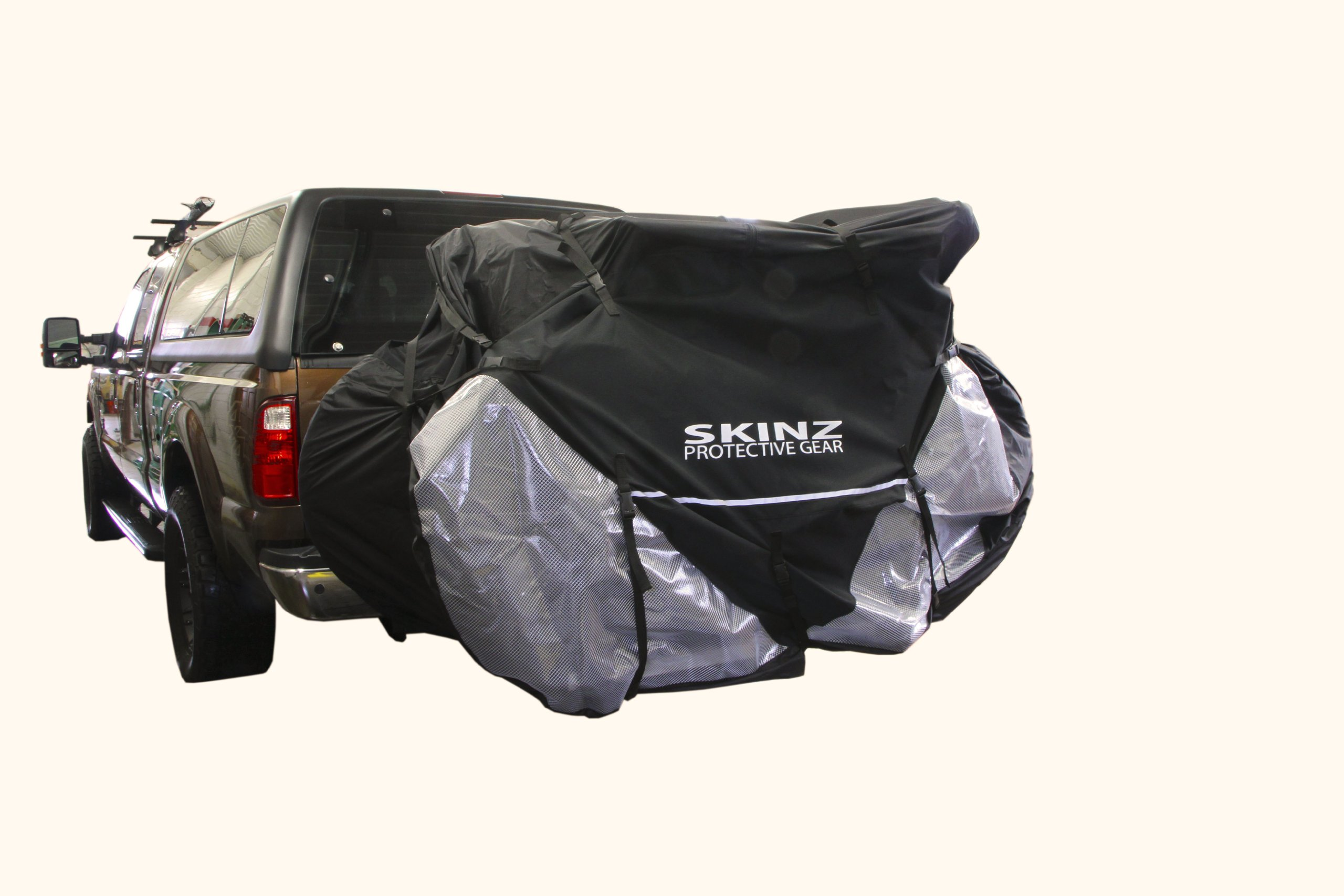 Skinz Protective Gear Rear Transport Cover (4-5 Bikes) by Skinz Protective Gear (Image #1)