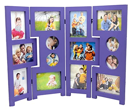 Buy Skynet Collage 14-in-1 Standing Plastic Photo Frame (72 cm x 2 ...