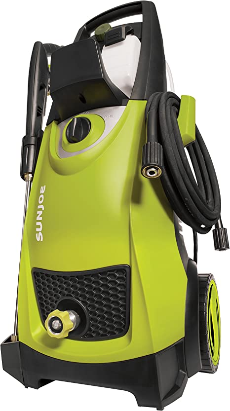 Sun Joe SPX3000 2030 Max PSI 1.76 GPM 14.5-Amp Electric High Pressure Washer