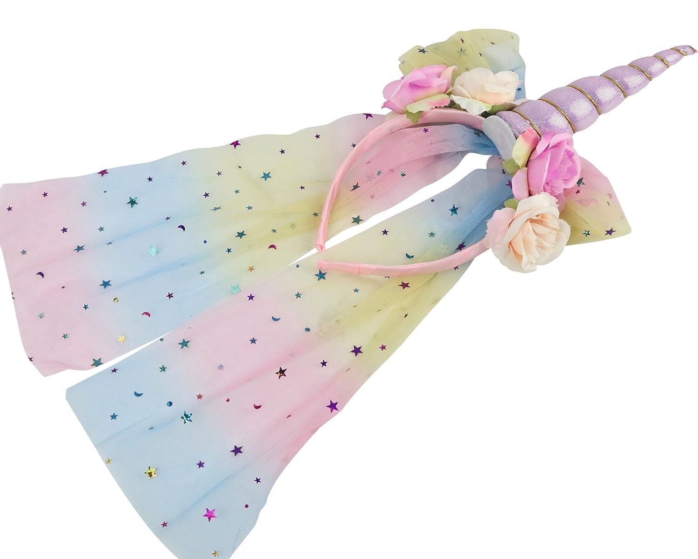 Amazon.com  Unicorn Headband from Unicorn Party Supplies   Unicorn Party  Favors 2aee65e9012