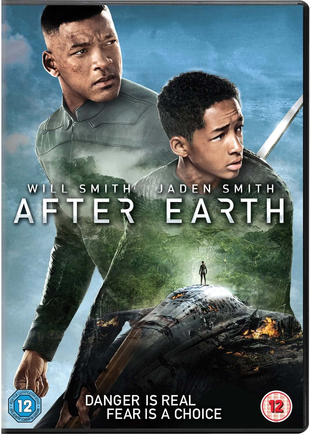 After Earth Dvd 2013 Amazon Co Uk Will Smith Jaden Smith Isabelle Fuhrman M Night Shyamalan Will Smith Jaden Smith Dvd Blu Ray