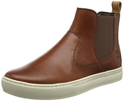 Timberland Adventure 2.0 Cupsole, Sneakers Bottes homme, Marron (Barn),
