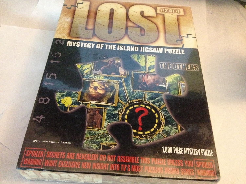 1 X Lost Jigsaw Puzzle #2 - The Others: Amazon.es: Juguetes y juegos