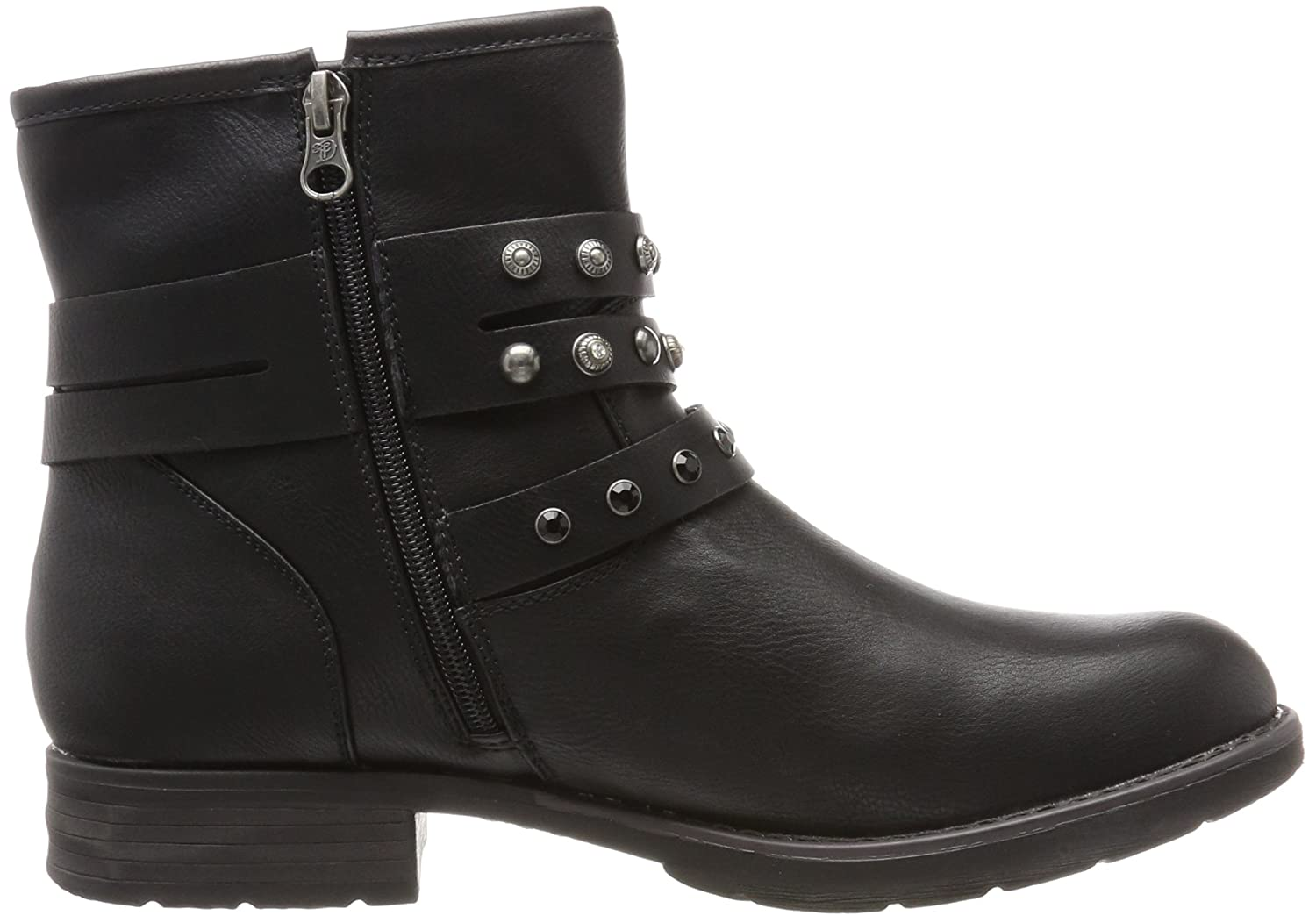 Womens 3795613 Biker Boots Tom Tailor Very Cheap rB5191i