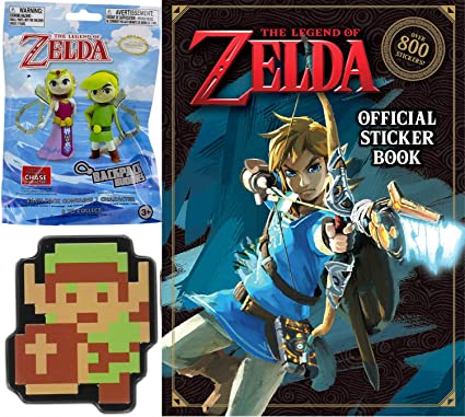 Amazon.com: Mini Zelda Figura Mochila Buddies Character ...