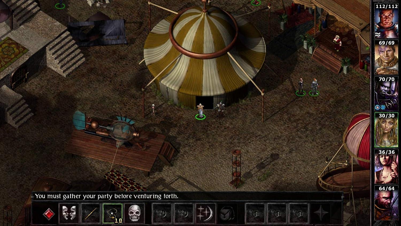 Image result for video game Baldur's Gate