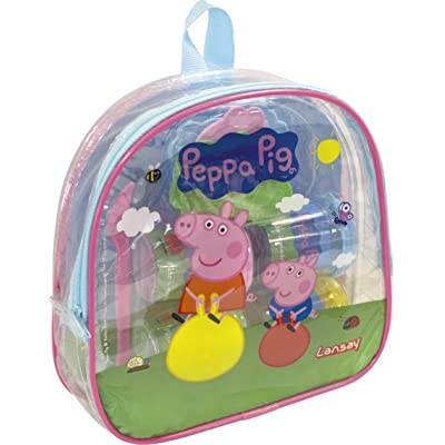 Lansay 20002 - Pate à Modeler - Le Sac à Dos de Peppa Pig
