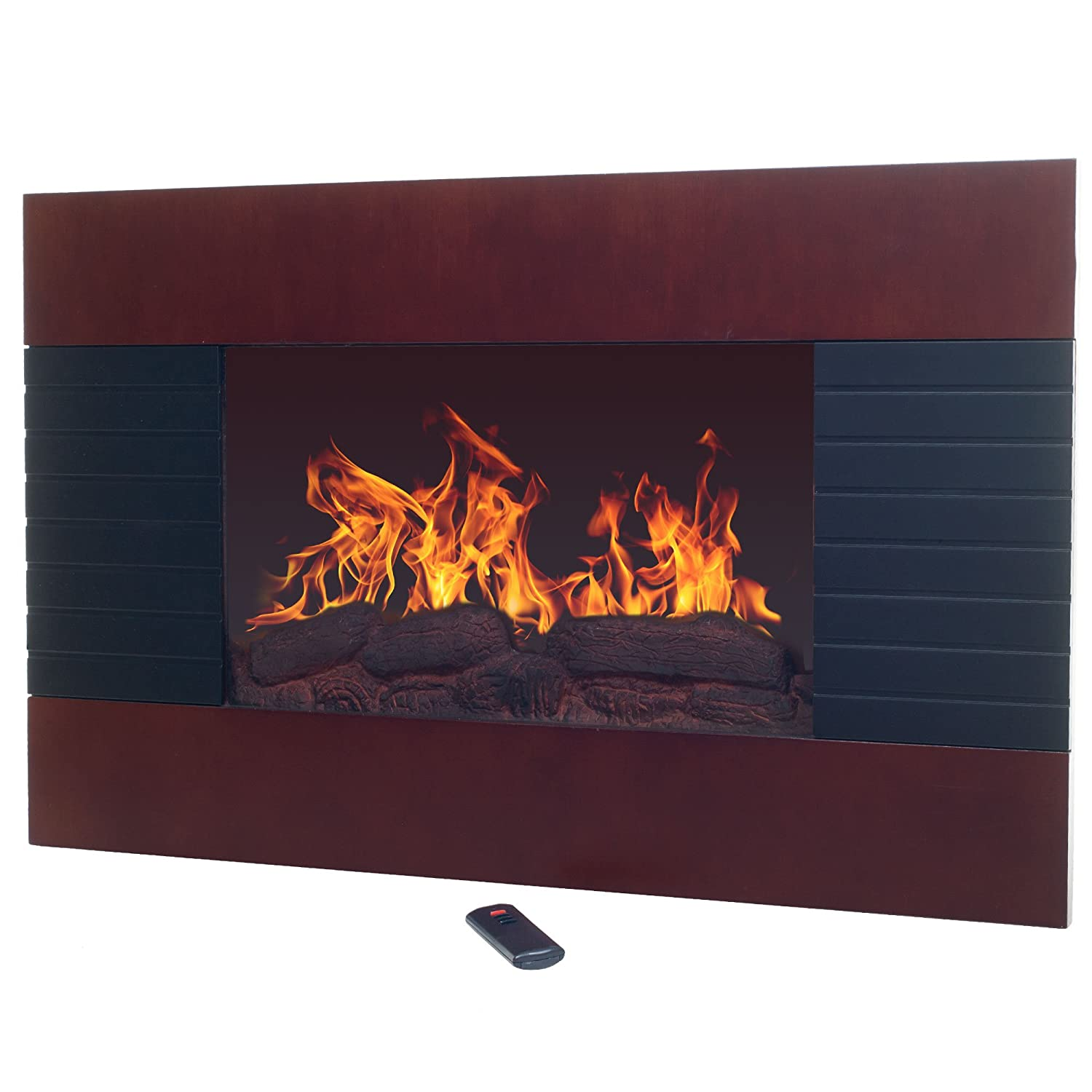 Northwest 80-EF422S Electric Fireplace with Wall Mount and Remote ...