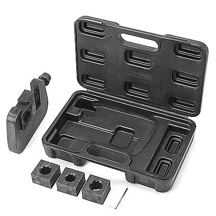 Hose Crimping Tool >> Amazon Com Mophorn Manual A C Hose Crimper Tool Handheld Air Hose