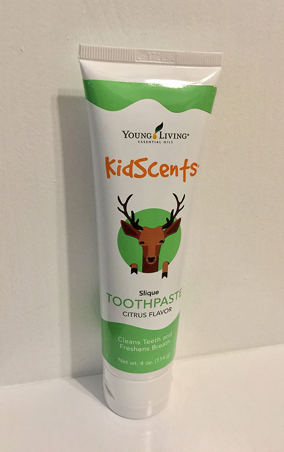 KidScents Slique Toothpaste - 4 oz by Young Living Essential Oils