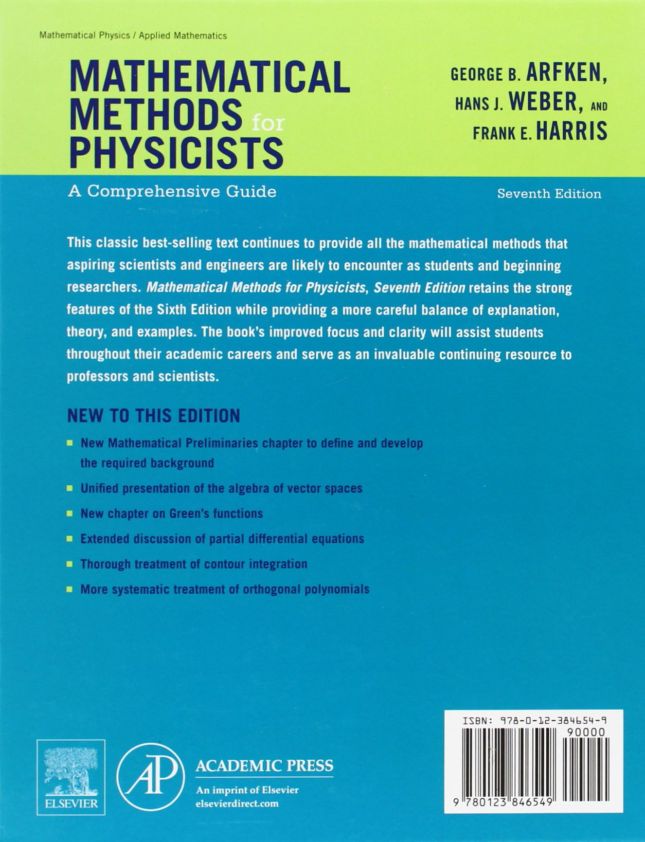mathematical methods for physicists a comprehensive guide george b rh amazon ca solutions manual mathematical methods for physicists 7th ed arfken and weber pdf arfken mathematical methods for physicists solutions manual