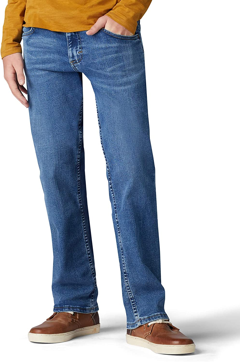 LEE Boy Proof Regular Fit Straight Leg Jean