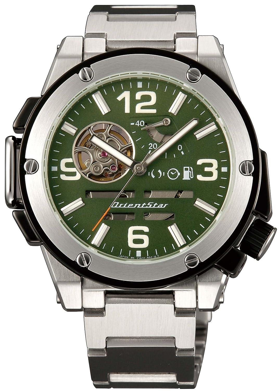 [オリエント]ORIENT 腕時計 ORIENTSTAR オリエントスター レトロフューチャー SUVモデル 自動巻き WZ0111DA メンズ B009I8BBSA