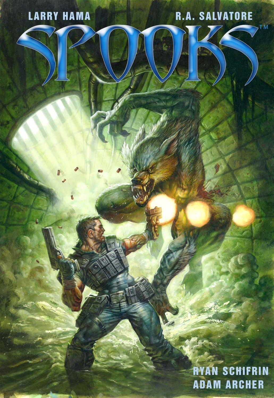 Download Spooks Volume 1 PDF